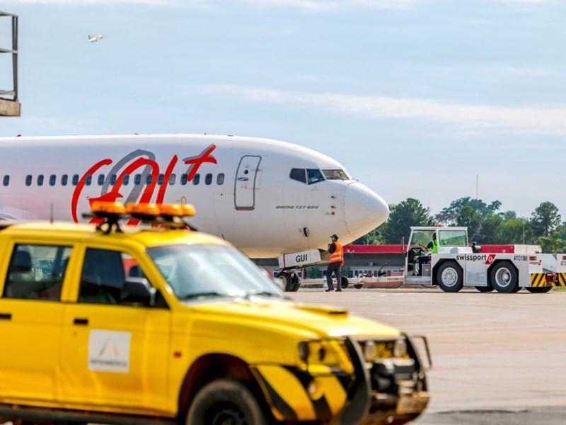 Direção Defensiva em Aeroportos - Formação