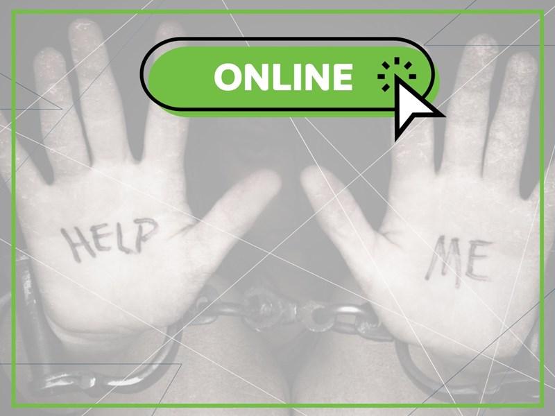 Enfrentamento ao Tráfico de Pessoas (Projeto Liberdade no Ar e Campanha Coração Azul)